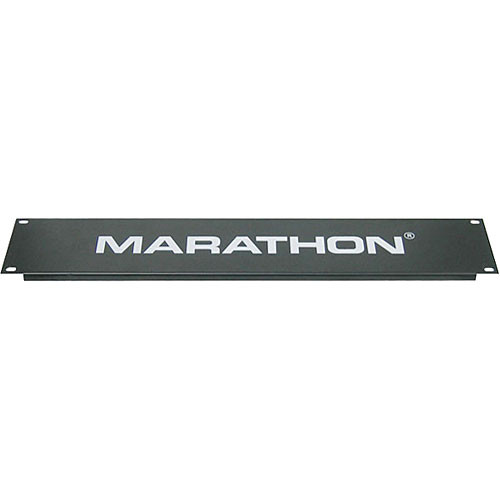 Marathon MA-2UBP Blank Rack Panel