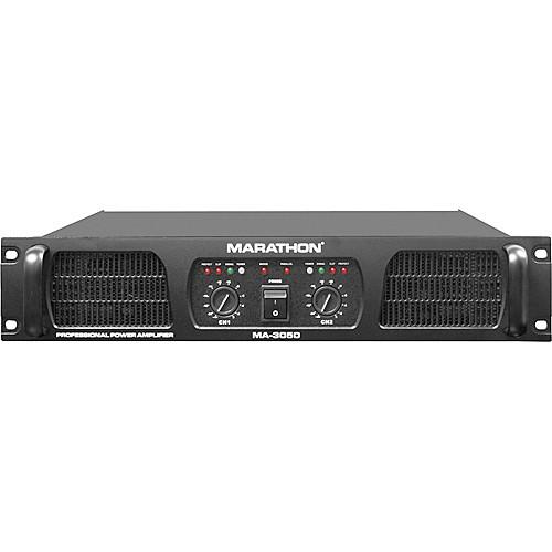 Marathon MA-3050 Stereo Power Amplifier (500W/Channel @ 8 Ohms)