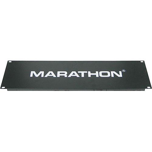 Marathon MA-4UBP Blank Rack Panel
