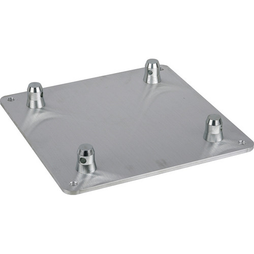 Marathon 1x1' Aluminum Base Plate for Square Truss