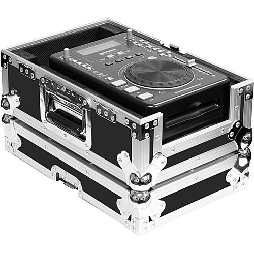 Marathon MA-CDP Flight Road, Universal Single CD Player Case (Black)