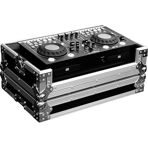 Marathon MA-DCM Flight Road DJ CD Mix-Station Case (Black)