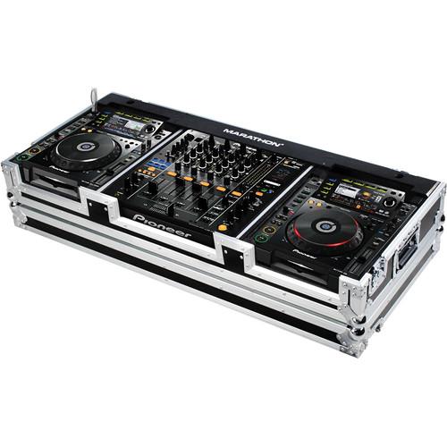 Marathon Case For 2 CDJ-2000 CD Players & DJM-900 Mixer