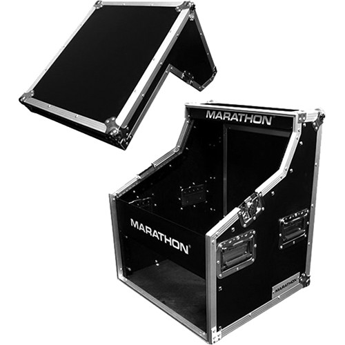 Marathon MA-DJWS4 Flight Road DJ Work Station Case