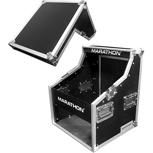 Marathon MA-DJWS6 Flight Road DJ Work Station Case