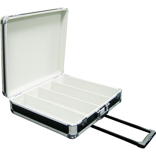 Marathon MA-ECD4HW E Series Road Case for CD's (Black)