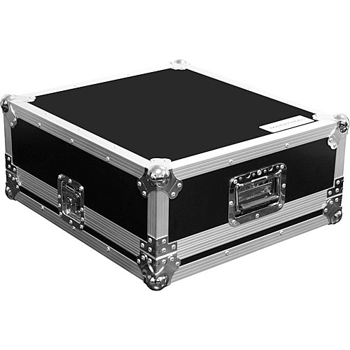 "Marathon MA-M19 19"" Mixing Console Case with 12 Spaces without Rackmount (Black)"