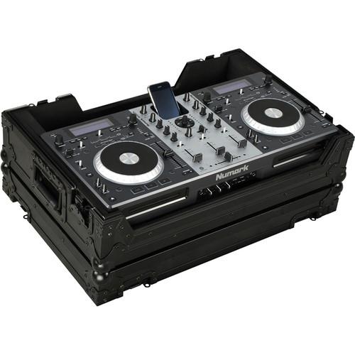 Marathon MA-MIXDECKBLK Case for Numark MixDeck Universal DJ Station