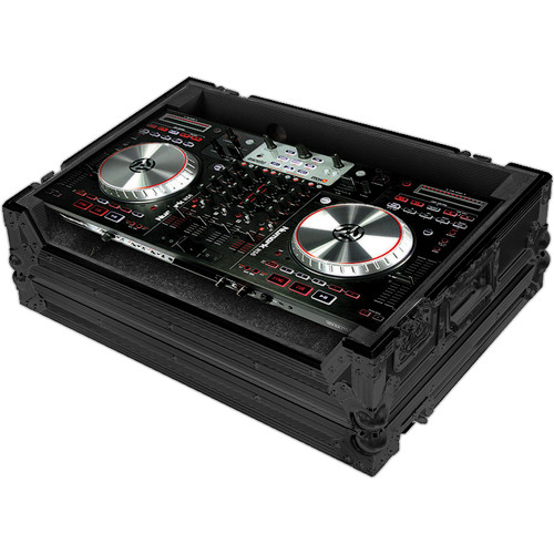 Marathon Case for Numark NS6 Serato Itch DJ Controller (Black)