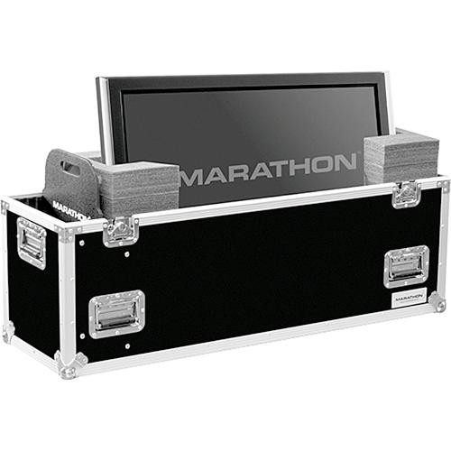 "Marathon Flight Road Universal Case for 63"" Monitor"