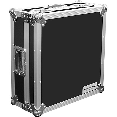Marathon MA-SLDC100 Flight Road Utility Case (Black)