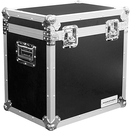 Marathon MA-TUT21 Flight Touring Utility Trunk Case (Black)