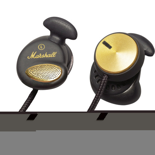 Marshall Audio Minor In-Ear Stereo Headphones