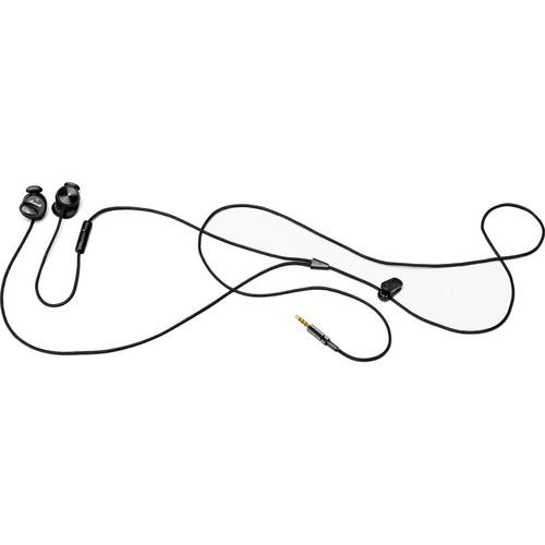 Marshall Audio Minor Pitch Black Headphones