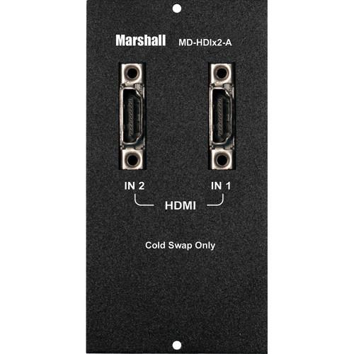 Marshall Electronics Dual HDMI Input Module (A Type)