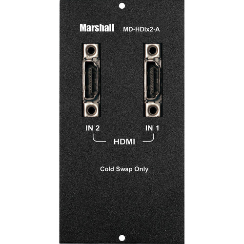 Marshall Electronics Dual HDMI Input Module (A Type)
