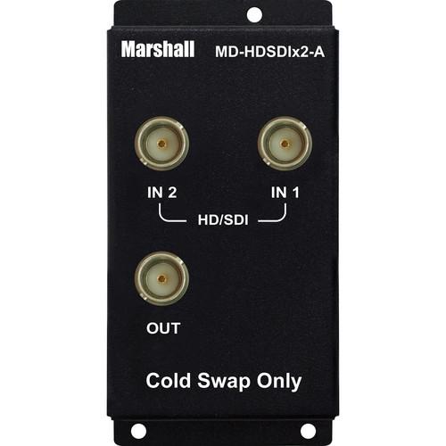 Marshall Electronics Dual HD-SDI Input Module ('A'-type)