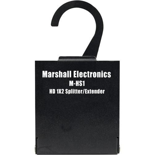Marshall Electronics M-HS1 HDMI 1x2 Splitter / Extender / Repeater