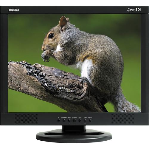 "Marshall Electronics M-LYNX-15SDI Lynx LCD Monitor (15"")"