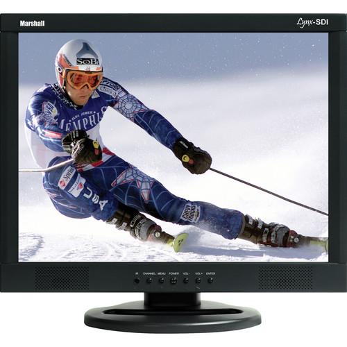 "Marshall Electronics M-Lynx-17SDI 17"" LCD Monitor"