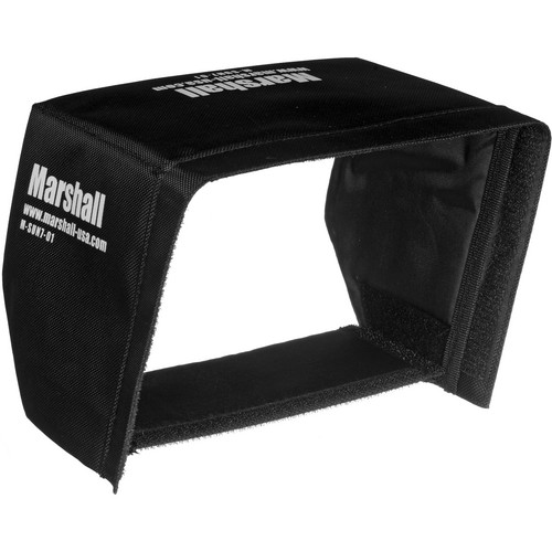 Marshall Electronics Sun Hood for M-LCD7-HDMI Monitor