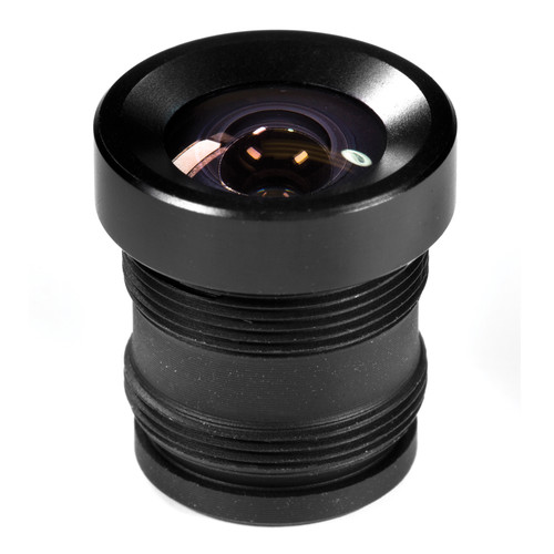 Marshall Electronics V-4303.6-1.8 Miniature Glass Lens with 12mm Micro Mount for Custom Installations and board Cameras with 1/3-Inch CCD