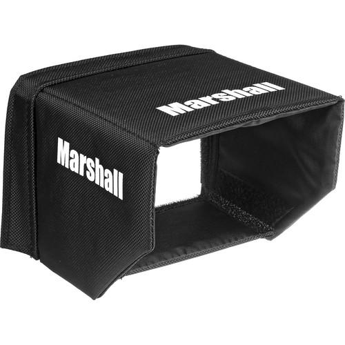 """Marshall Electronics V-H50 5"""" Monitor Hood"""