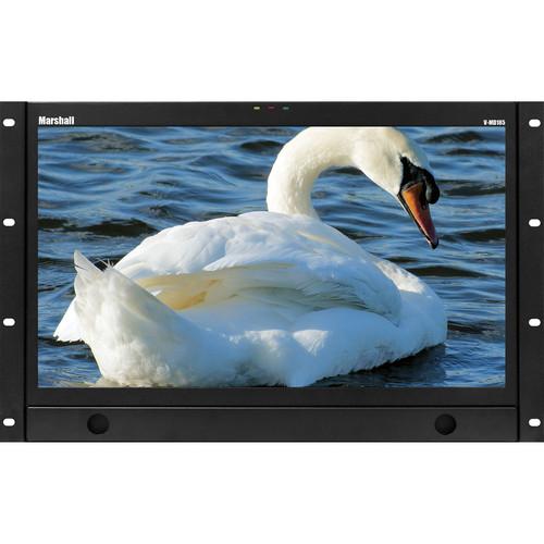 "Marshall Electronics V-MD185 LCD Rackmount Monitor (18.5"")"