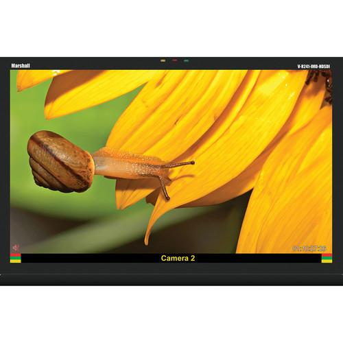 "Marshall Electronics V-R241-IMD-HDSDI TFT LCD Monitor (24"")"