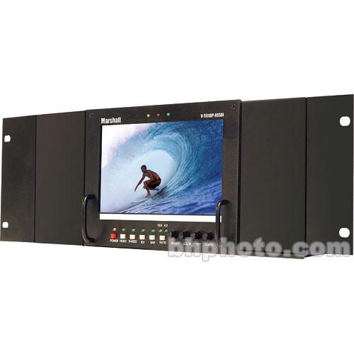 Marshall Electronics Rackmount Hardware Mounting Bracket