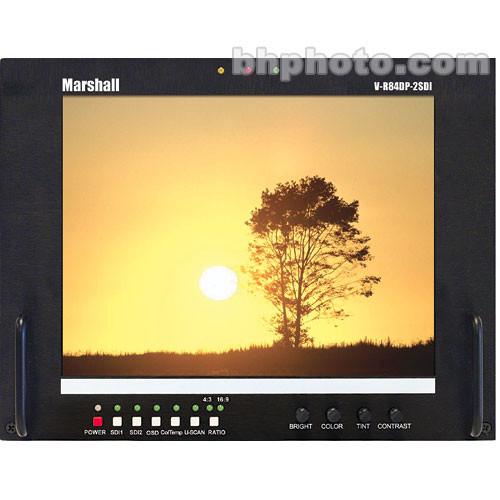 """Marshall Electronics V-R84DP-2SDI 8.4"""" LCD"""