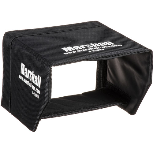 "Marshall Electronics Sun Hood for V-LCD56MD 5.6"" Camera Monitor"