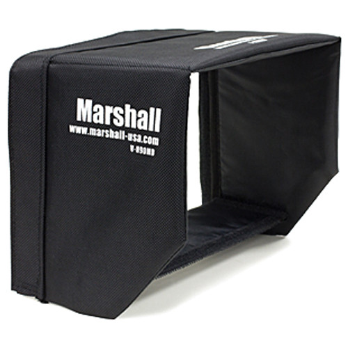 "Marshall Electronics Sun Hood for V-LCD90MD 9"" Camera Monitor"