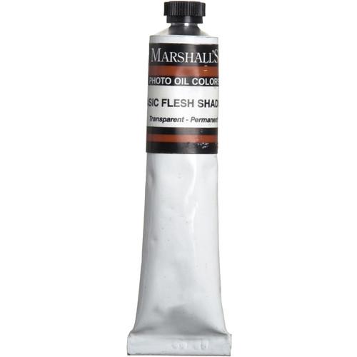 "Marshall Retouching Oil Color Paint: Basic Flesh Shadow - 3/4x4"" Tube"