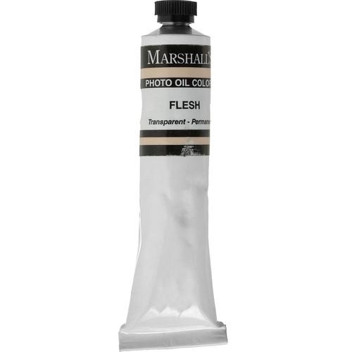 "Marshall Retouching Oil Color Paint: Flesh - 3/4x4"" Tube"