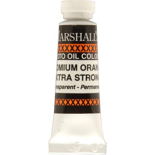 Marshall Retouching Oil Color Cadmium Orange