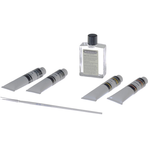 Marshall Retouching Metallic Paint Kit (4-Color)