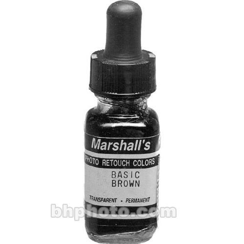 Marshall Retouching Retouch Dye - Basic Brown