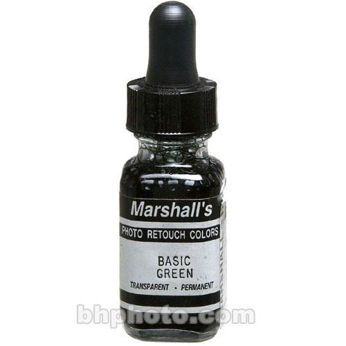 Marshall Retouching Retouch Dye  - Basic Green