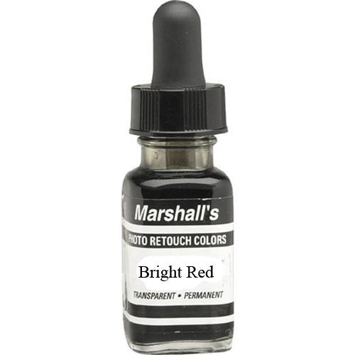 Marshall Retouching Retouch Dye - Bright Red