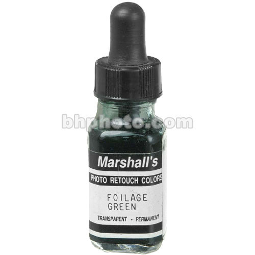 Marshall Retouching Retouch Dye - Foliage Green