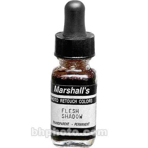 Marshall Retouching Retouch Dye for Black & White or Color Prints - Flesh Shadow