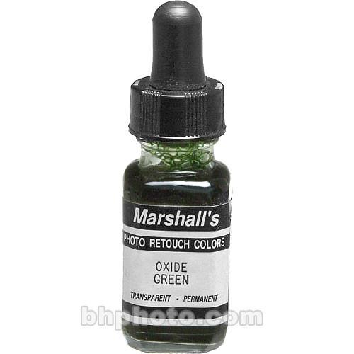 Marshall Retouching Retouch Dye - Oxide Green