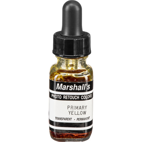 Marshall Retouching Retouch Dye  - Primary Yellow