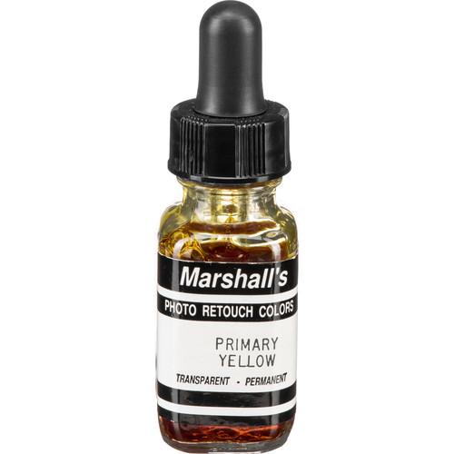 Marshall Retouching Retouch Dye  - Primary Yellow