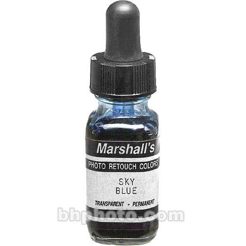 Marshall Retouching Retouch Dye Sky Blue