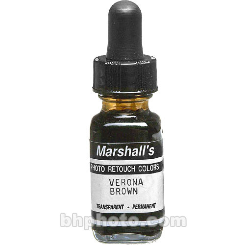 Marshall Retouching Retouch Dye - Verona Brown