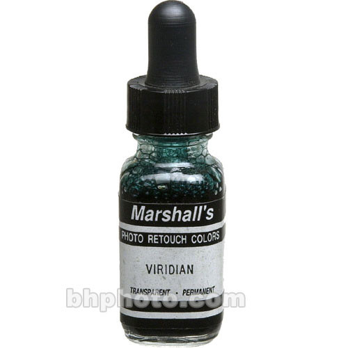 Marshall Retouching Retouch Dye  - Viridian
