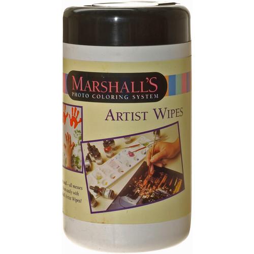 Marshall Retouching Artist Wipes (70 Pack)