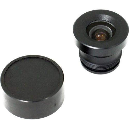 "Marshall Electronics V-4305.7-2.0 1/3"" 5.7mm f/2.0 Miniature Glass Lens for Board Cameras"